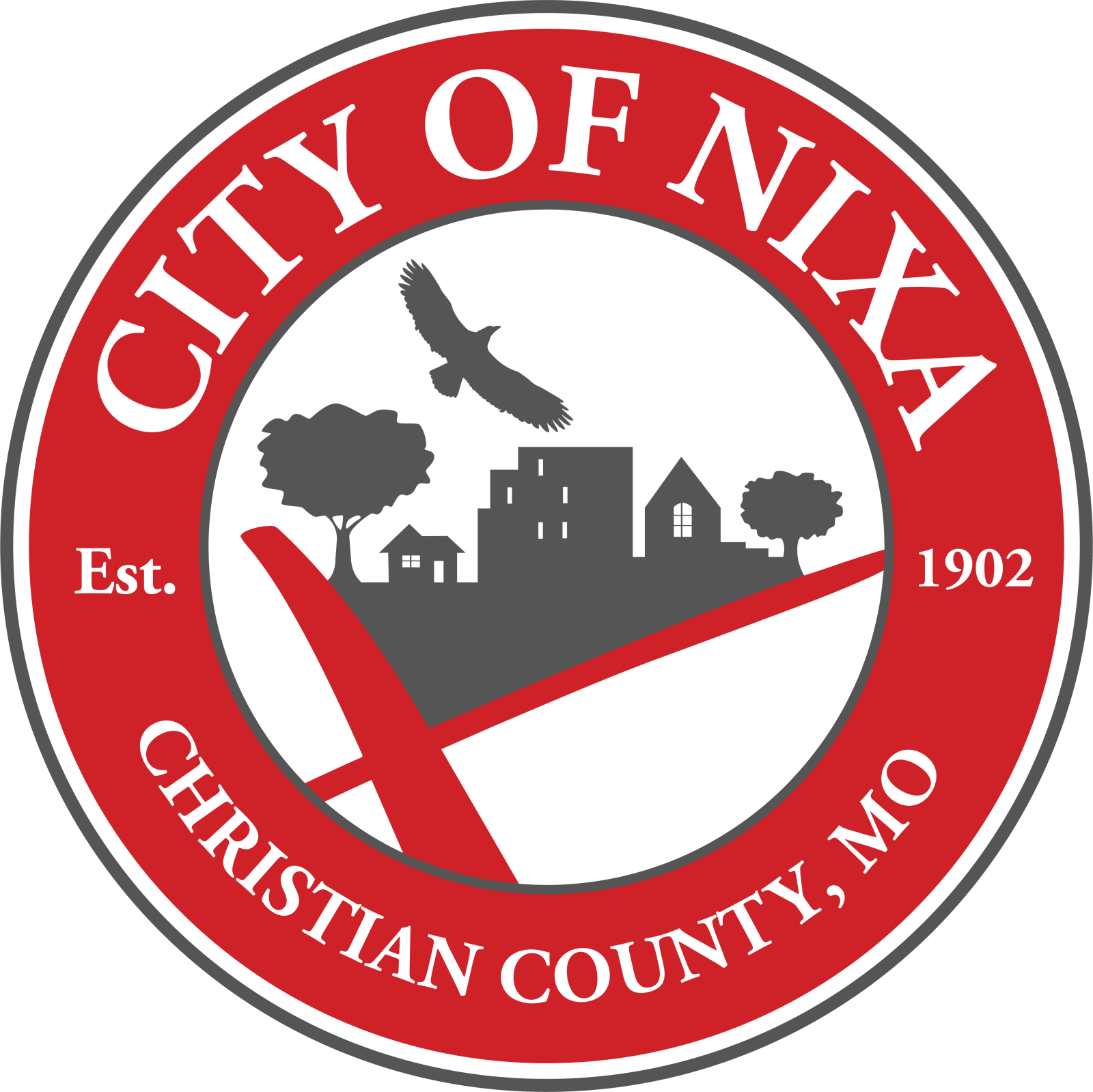 Nixa City Seal