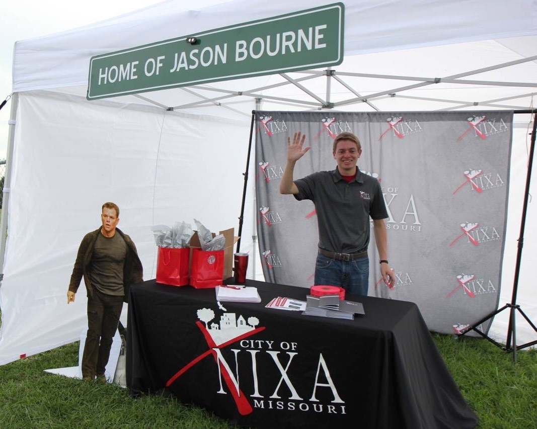 CITY OF NIXA BOOTH