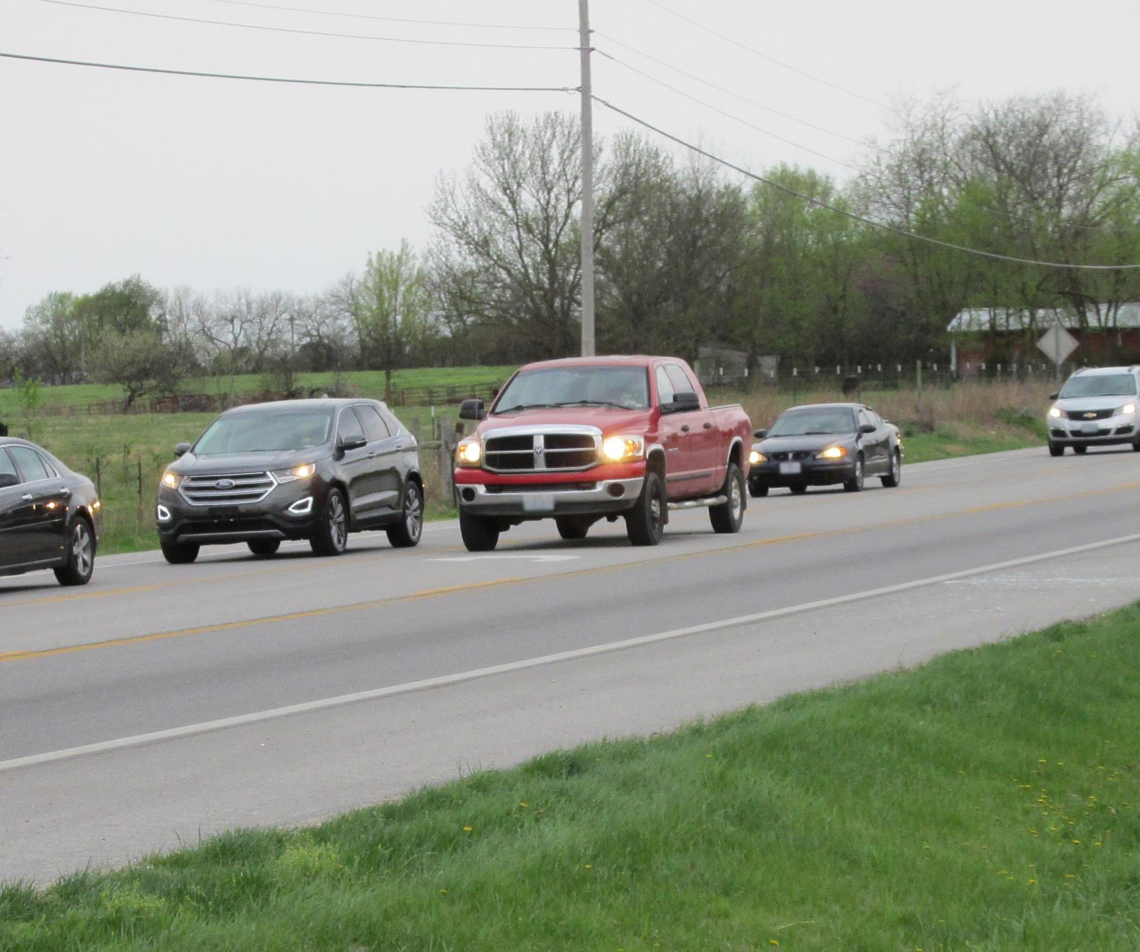 Nixa Police getting strict about proper use of center turn lanes