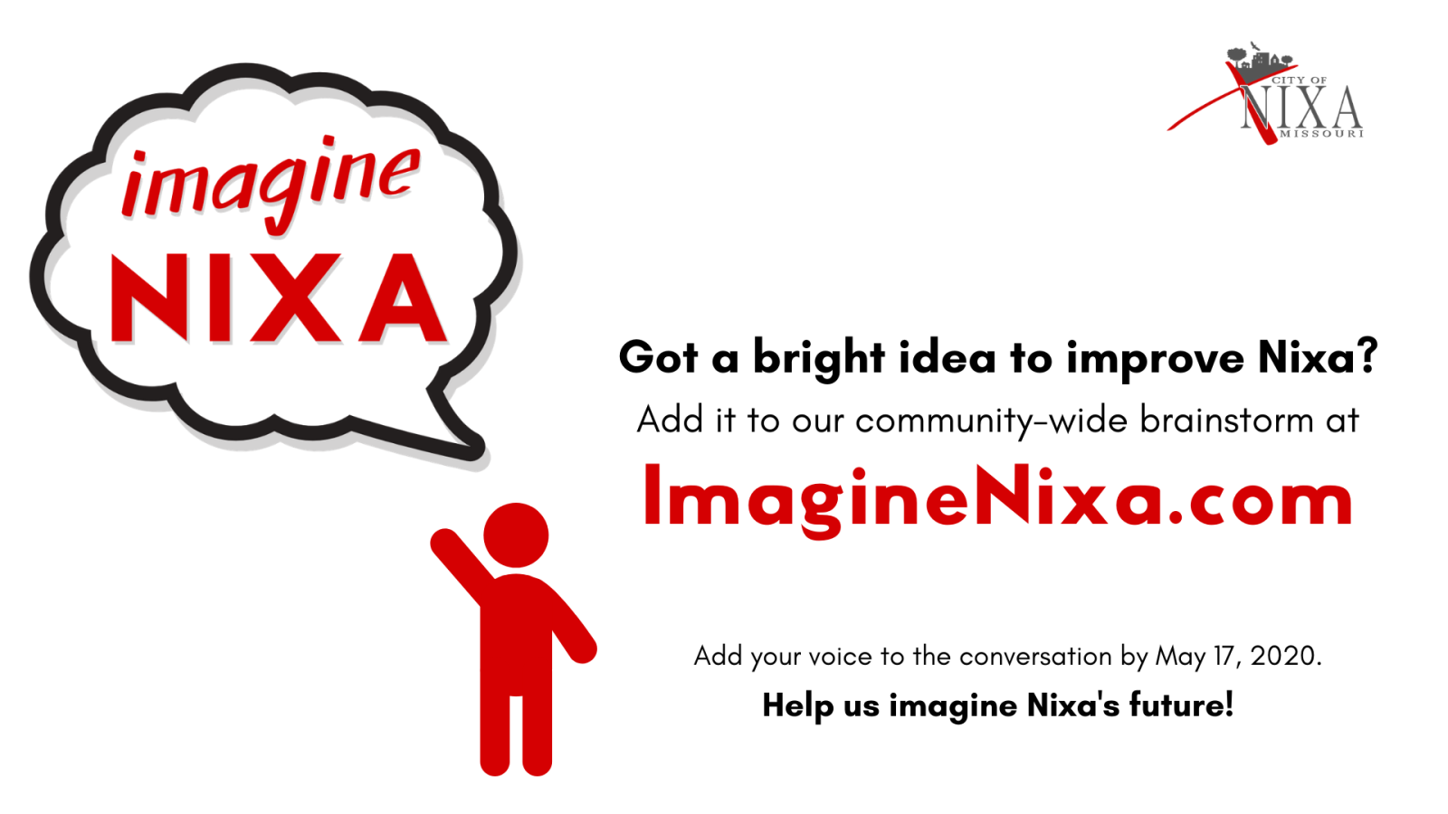 Imagine Nixa promo 16x9