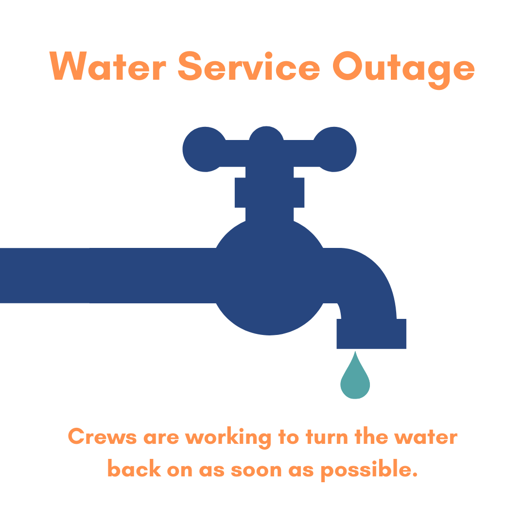 Water Service Outage